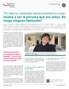 Revista Policlinica hernia discal