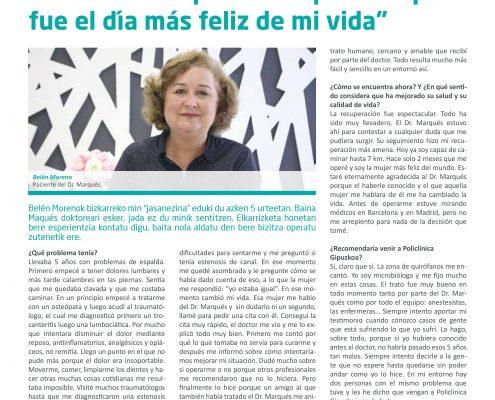 Revista de la Policlínica Gipuzkoa
